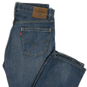LEVI'S 559 Relaxed Straight Jeans Size W34 #00367